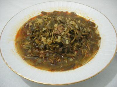 madımak çorbası