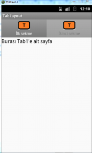 android tabhost