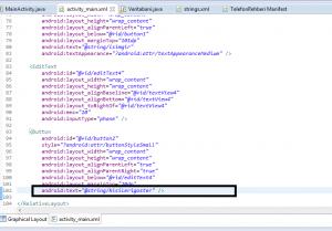 android veritabanı sqlite